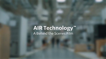 AIR Technology™ Behind The Scenes Film