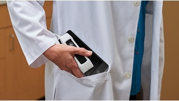 Handheld Ultrasound: Make decisions at the point of care